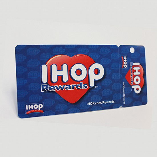 IHOP Rewards Card